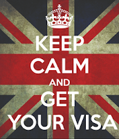 Как я делала визу в Великобританию из Томска