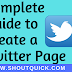 How to Create New Twitter account | Grow your Business
