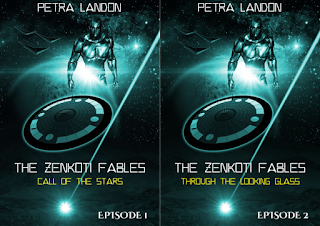THE ZENKOTI FABLES on Petra Landon's website