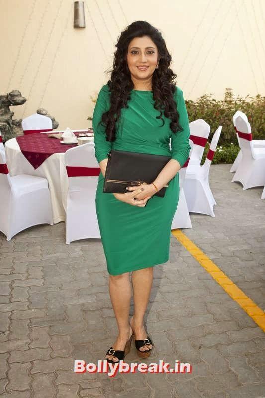 Archana Kochhar, Jacqueline Fernandez in Dubai