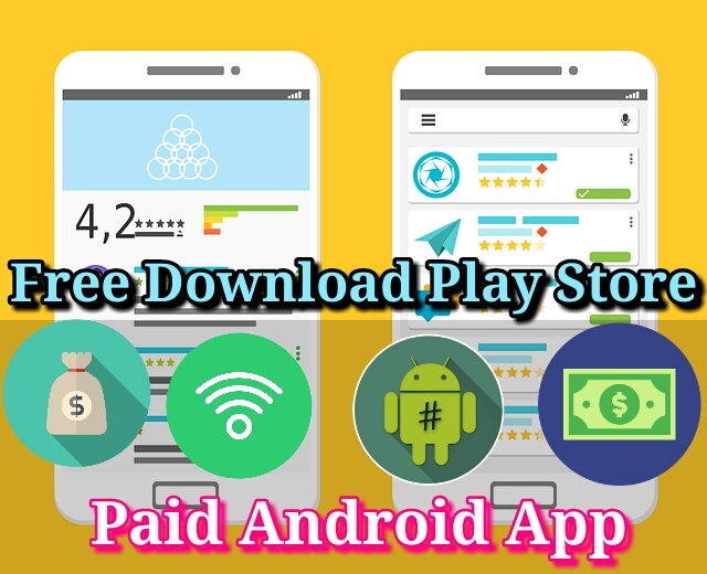 download paid apps from playstore
