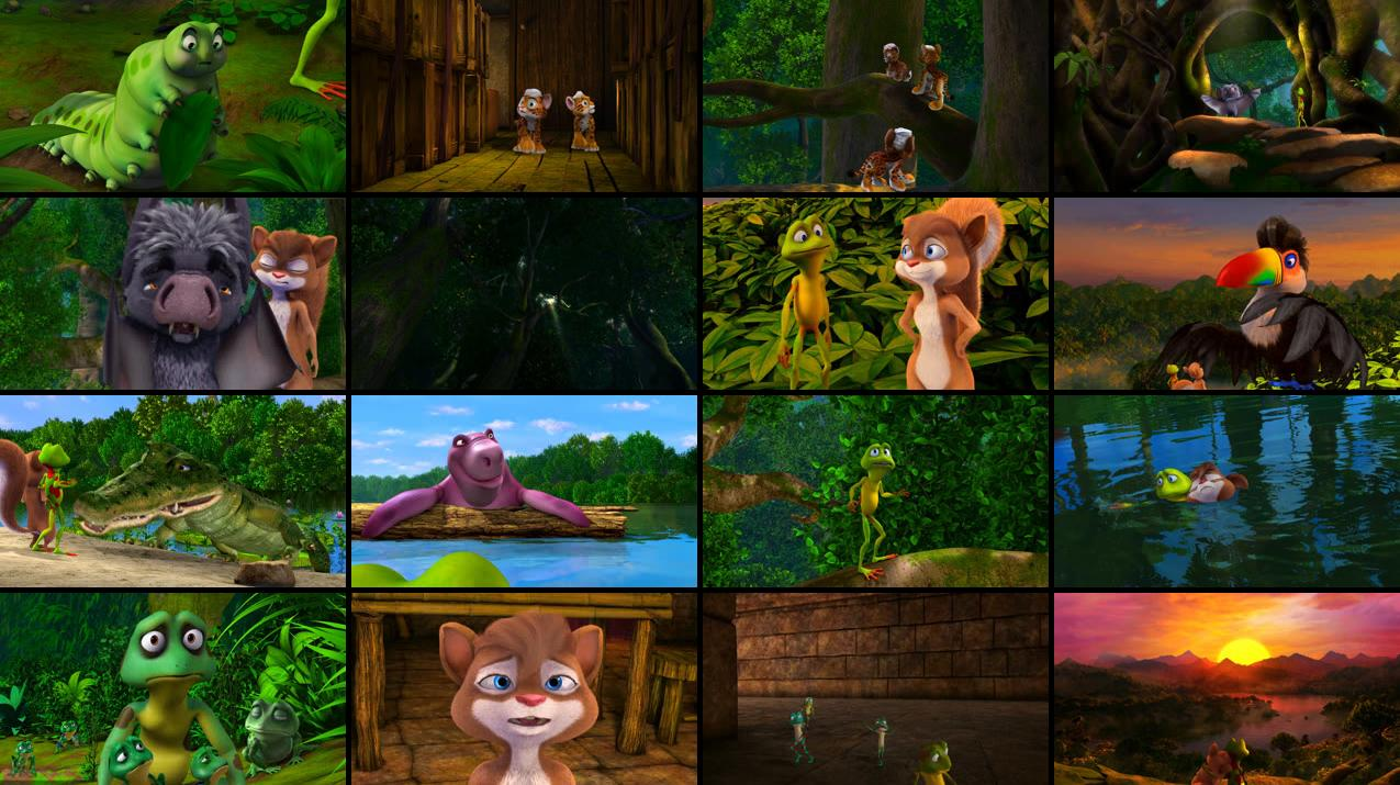 Ribbit (2014) 720p BrRip 700mb