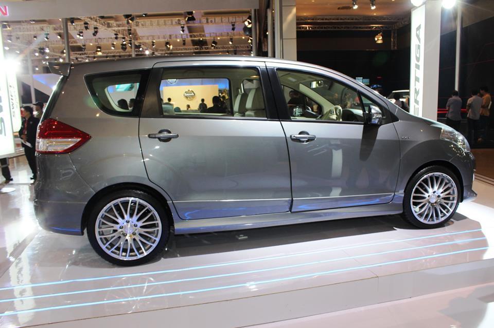 SUZUKI ERTIGA SURABAYA: Suzuki Ertiga Modifikasi Variasi