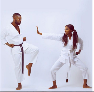 Singers Falz And Simi Release More Romantic Photos, Fans Go Gaga [Photos]