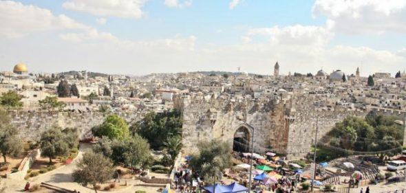 تعرف علي مدن فلسطين