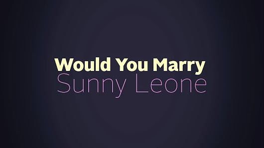 When Indians asked Will they marry Sunny Leone? Their amazing answer will make you ROFL