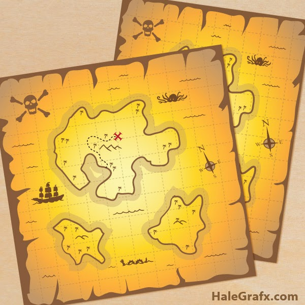 Kit de Piratas para Imprimir Gratis. | Ideas y material gratis para ...