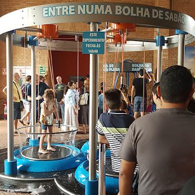 Museu Catavento, São Paulo