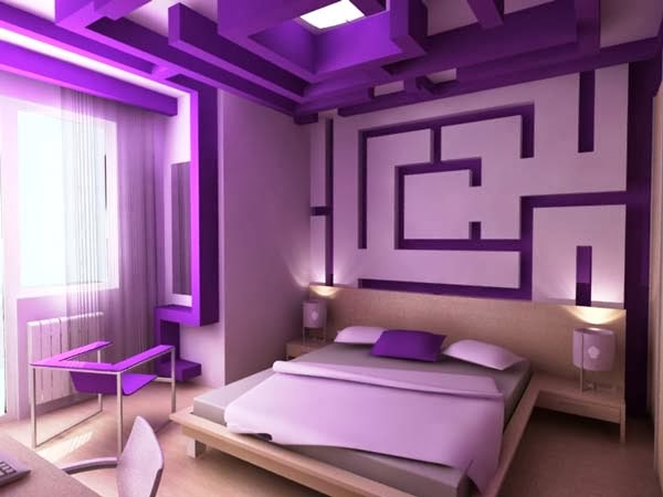The beautiful bedrooms also have a perfectly manicured lets up. To see Violet  Bedroom decor. That will make you love it too.