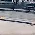 (Video) Pelajar IPTS Cedera Diragut 3 Lelaki Ketika Sedang Tunggu Teksi