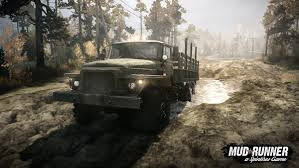 SPINTIRES MUDRUNNER download free pc game full version