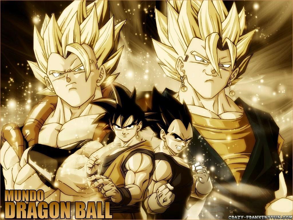 Papeis De Parede De Dragon Ball Z