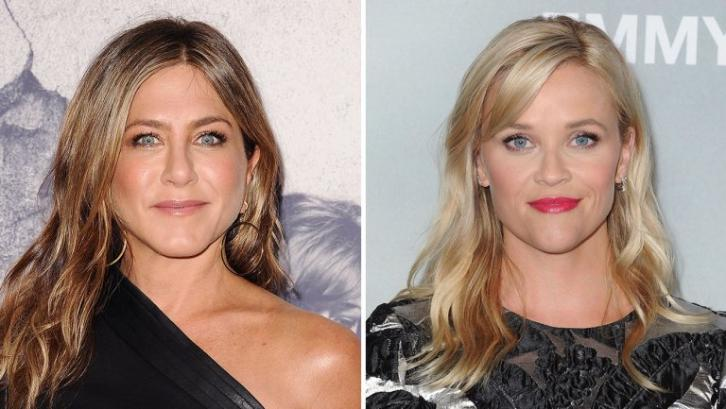 Jennifer Aniston & Reese Witherspoon to Star in Series About Morning TV Shows