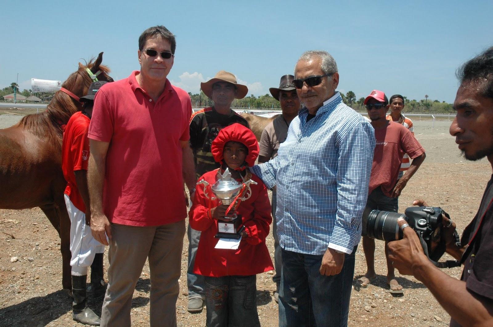 Cinema Lorosae: A day at the races    and Maubara-Lissa, Liquica and