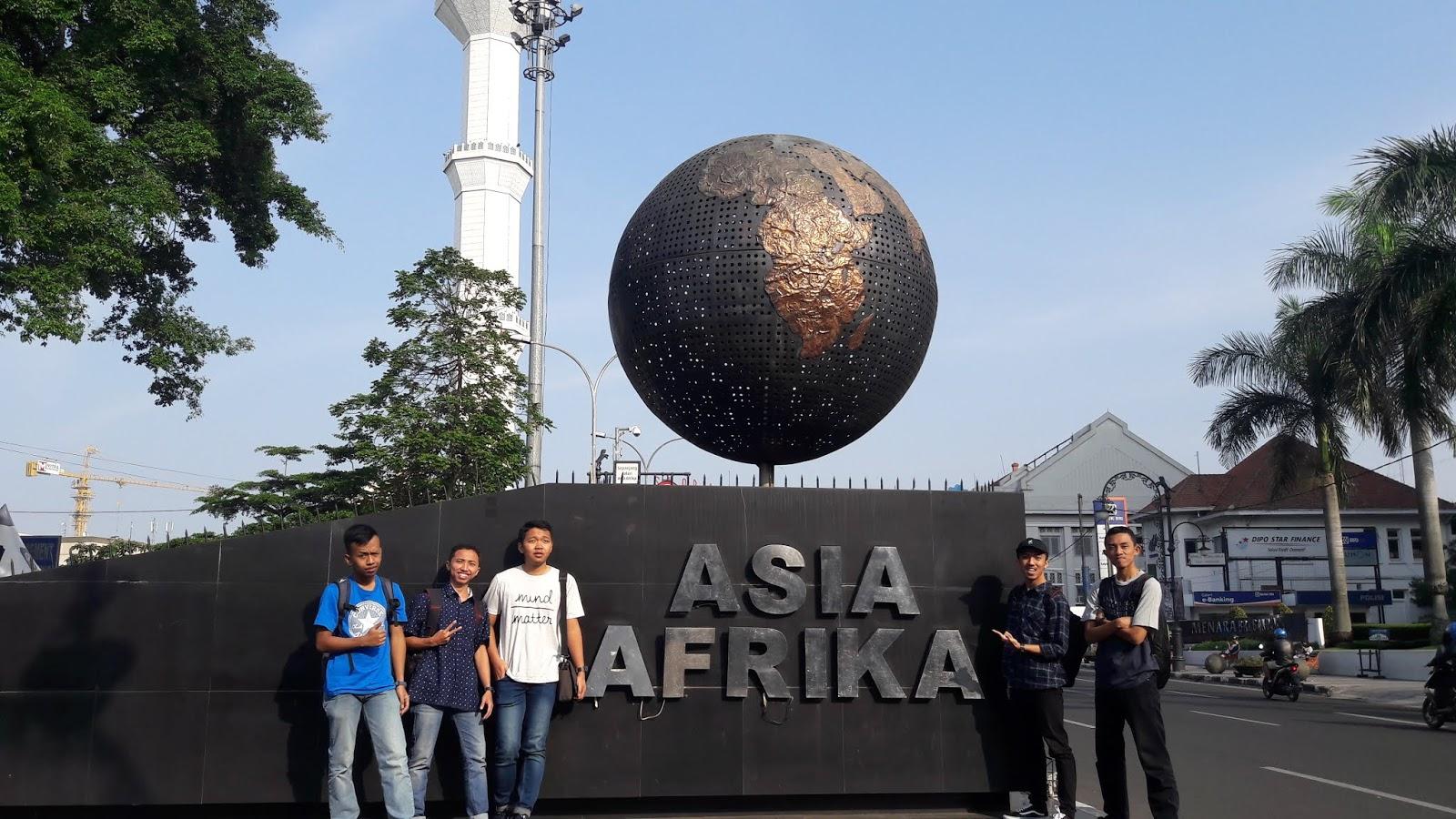 landmark asia afrika