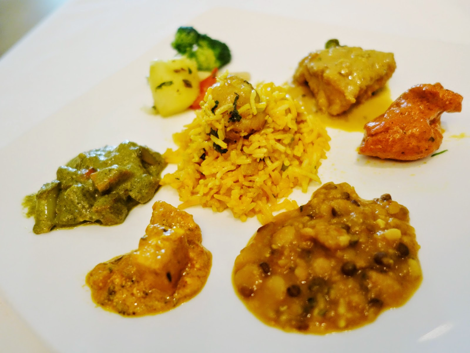 PinkyPiggu: The Song Of India @ Scotts Road ~ Lunch Buffet Is ...