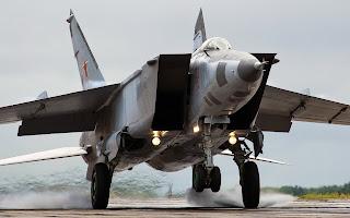 Mikoyan-Gurevich MiG-25  - Pesawat Interseptor dan Reconnaissance