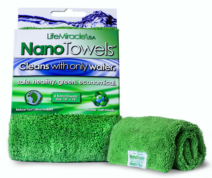 Nano Towels (Green Product)