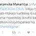 MWAMVITA Makamba Atapeliwa na Sheria Ngowi......