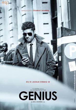 Genius (2018) Movie Poster