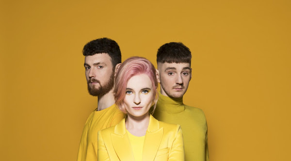 CLEAN BANDIT TICK TOCK VIDEO