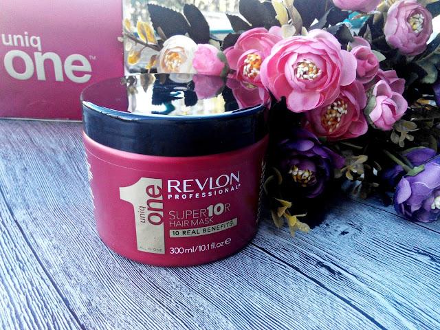 Revlon Uniq All In One Super 10R Hair Mask Маска для волос UniqOne 10 в 1