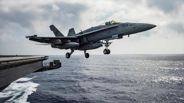 Rusia tacha de 'agresión' ataque de EEUU contra fuerzas sirias