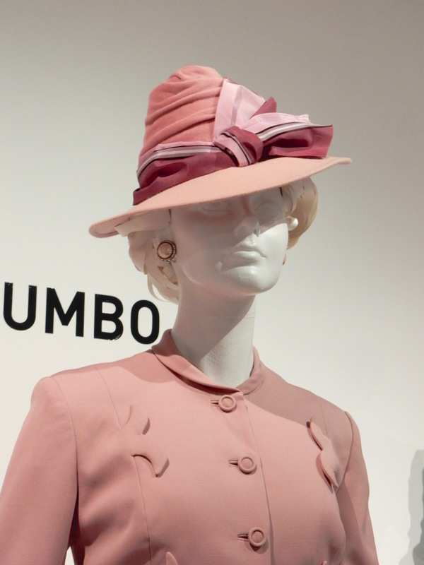 Trumbo Hedda Hopper costume hat