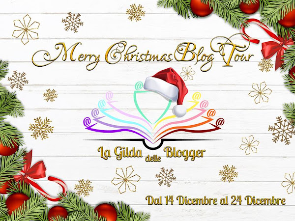 Merry Christmas Blog Tour - Film & Libro