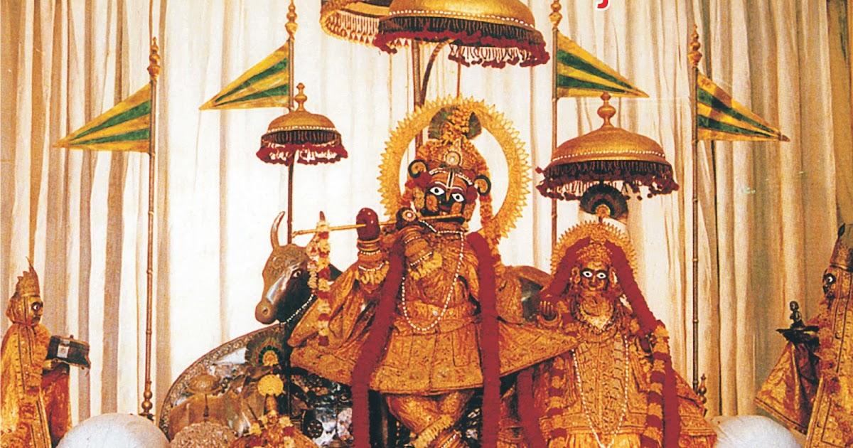 Krishna And Radha 3d Wallpaper Hd Tut Wallon Govind Dev Ji At Jaipur Latest