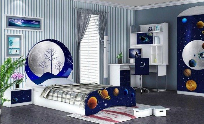 Perpaduan Warna Cat Kamar Tidur Minimalis Abu-Abu