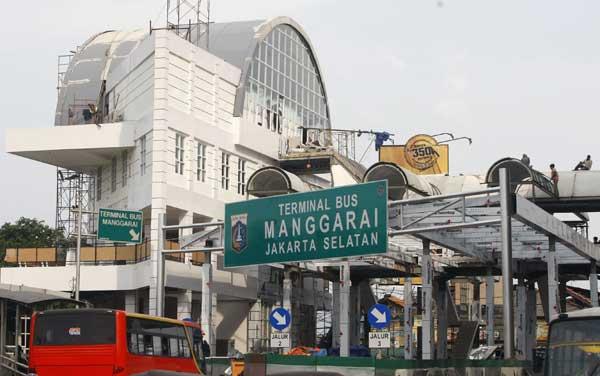 Gambar Kota Manggarai Jakarta
