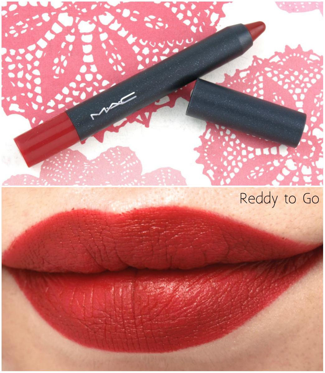 Mac Velvetease Lip Pencil Quot Just Add Romance Quot Quot Frolic