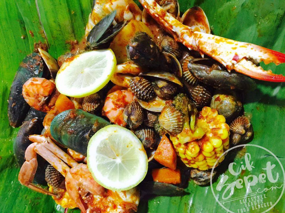 Resepi masak shell out