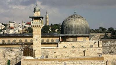 Al Aqsha Memanggil