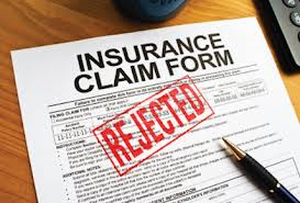 Reasons Why Your Insurance Claim Can Be Rejected