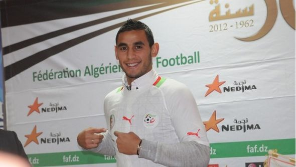 مباراة الجزائر - تونس : مبولحي يغيب و غولام جاهز