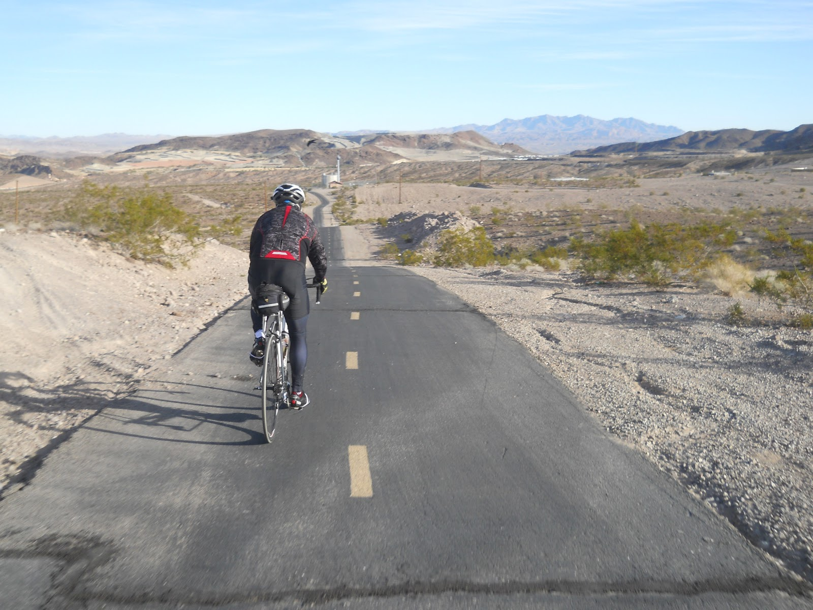 Bicycle Stories: The River Mountains Trail Outside Las