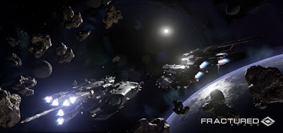 Edge Case Games, creador de Fractured Space
