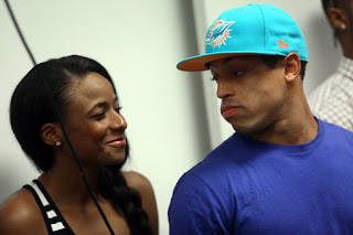 Brent Grimes Wife Miko Grimes Profession And Education