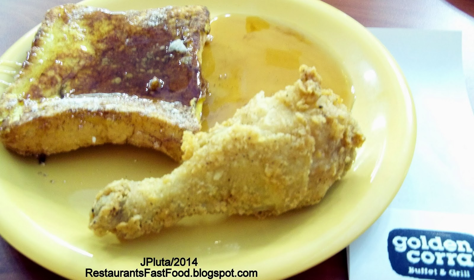 Golden Corral Menu Buffet Dessert