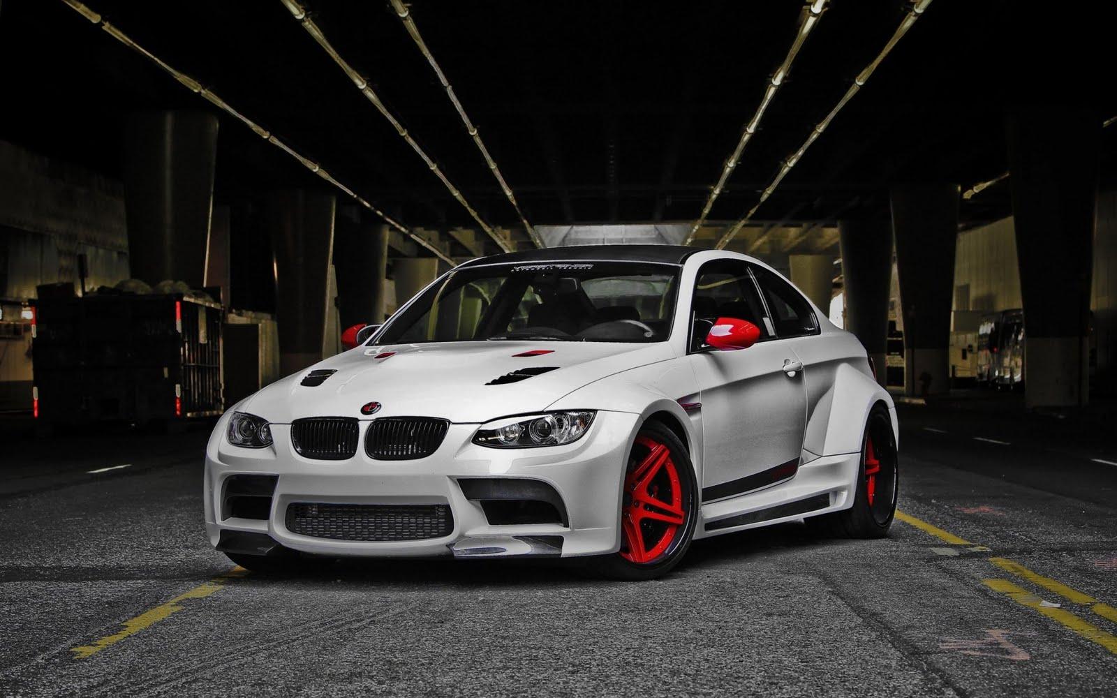 Maserati >> Auto Galeria: Białe Bmw m gtrs, tuning.samochody, tapety
