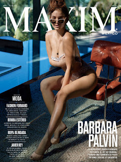 Maxim Mexico - Abril Mayo 2017 PDF Digital