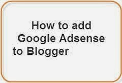 How to put adsense ads on blogger blog : easkme