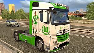 VfL Wolfsburg MP4 skin