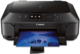 Canon PIXMA MG6660 Series Full Driver & Software Package