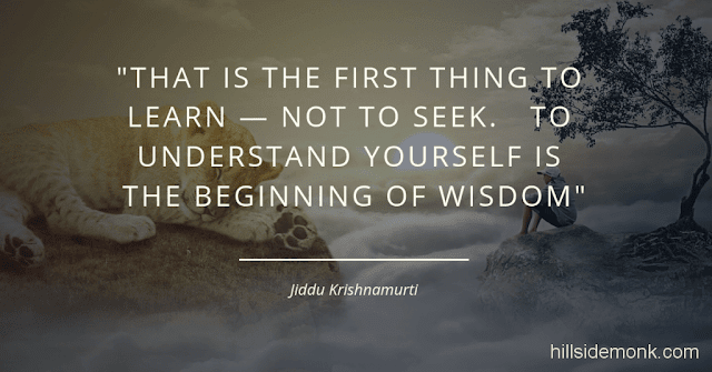 Krishnamurti Quotes To Enlighten Your Mind And Life-7