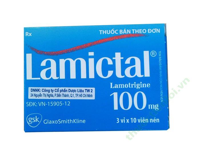 سعر ودواعي إستعمال لاميكتال Lamictal أقراص لعلاج نوبات الصرع