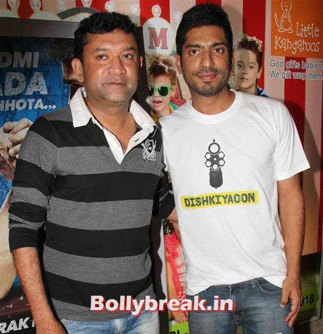 Ken Ghosh, Shilpa Shetty, Bipasha Basu at Dishkiyaoon Premiere
