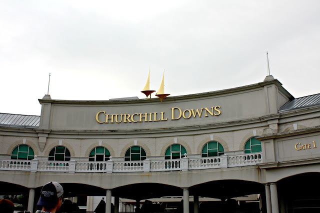 A visit to Churchill Downs